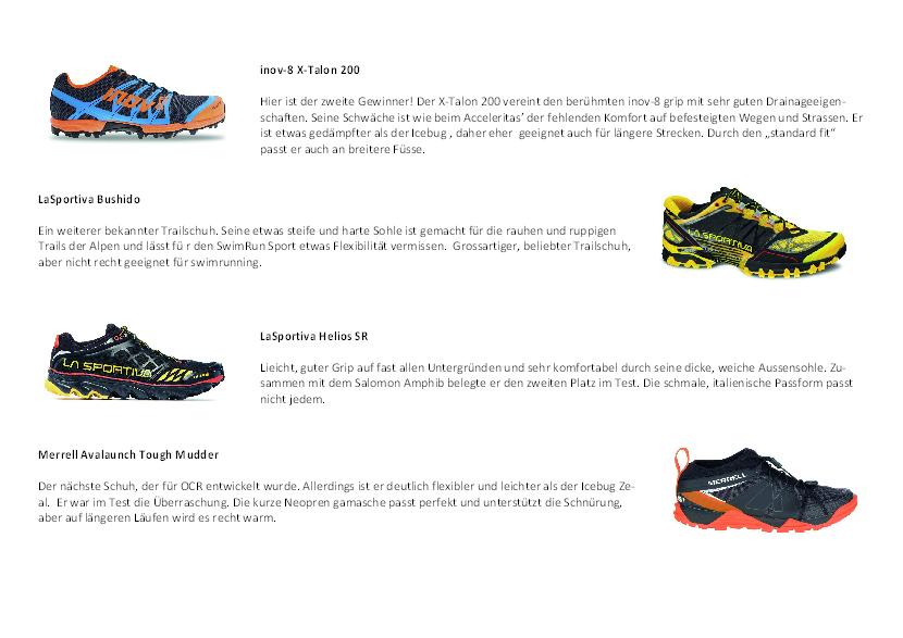 Test Schuhe Part 3